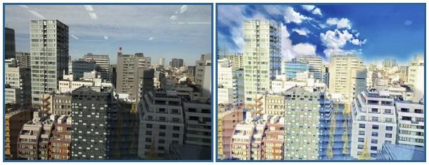 เทียบภาพจาก Everfilter และภาพต้นฉบับ