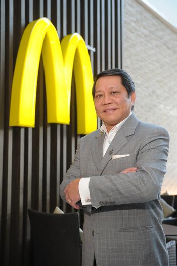 เฮสเตอร์ ชิว ประธานกรรมการ และประธานเจ้าหน้าที่บริหาร บริษัท แมคไทย